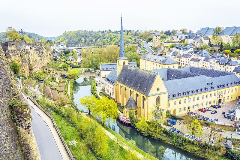 Luxembourg and Dinant Day Trip from Brussels