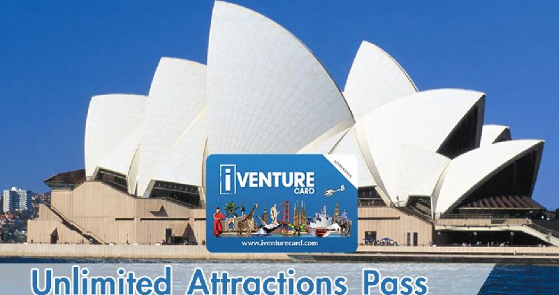 1-Day iVenture Sydney Unlimited Attractions Pass