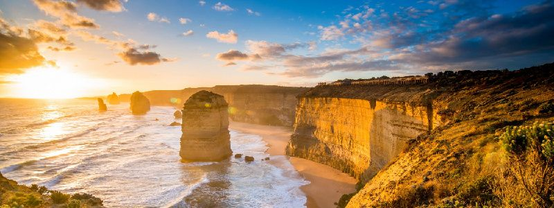 4-Day Melbourne & the Great Ocean Road Tour From Melbourne