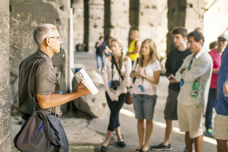 The Colosseum, Trevi Fountain, Vatican Museums, and Sistine Chapel Small Group Tour