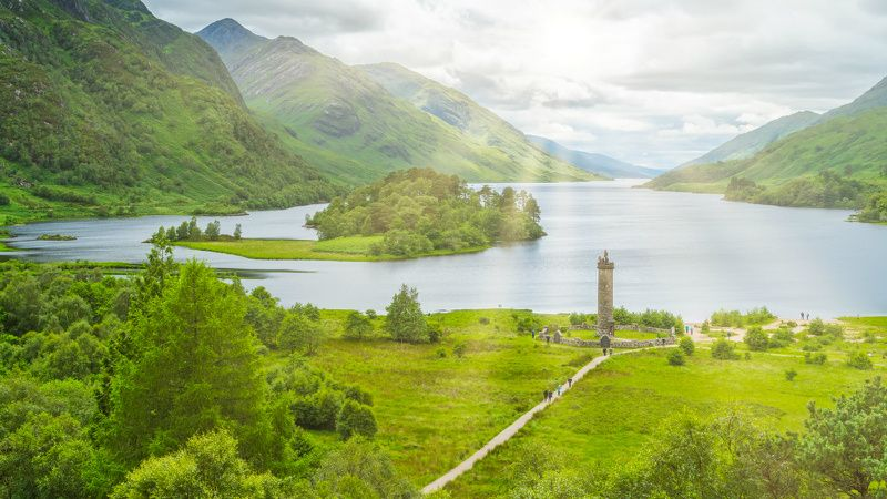 2-Day Scotland Northwest Highlands Tour from Edinburgh / Glasgow