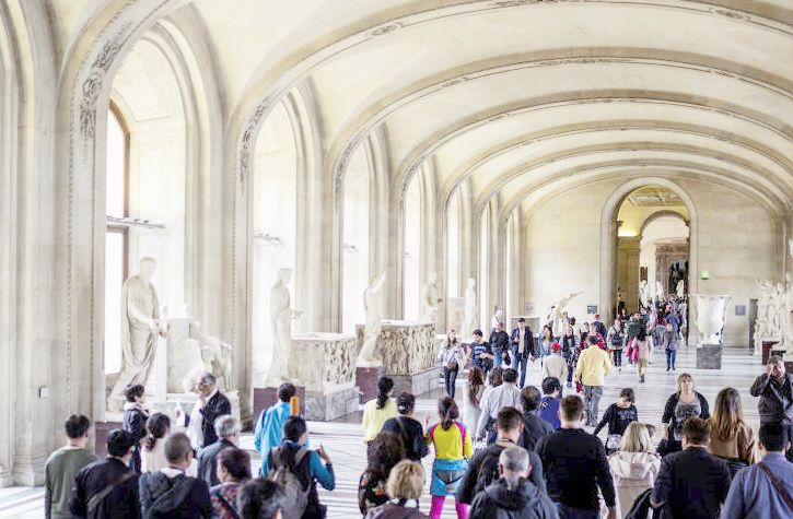 2-Hour Louvre Museum Highlights Tour