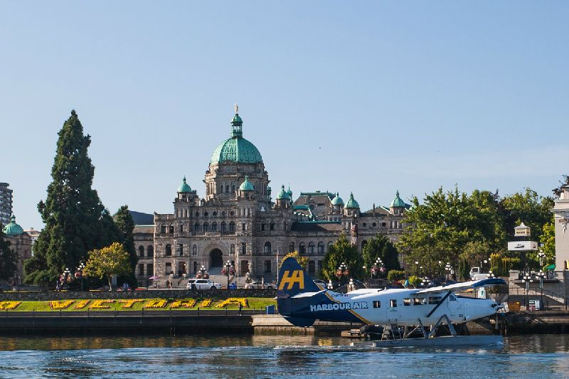 Fly to Victoria Full Day Trip