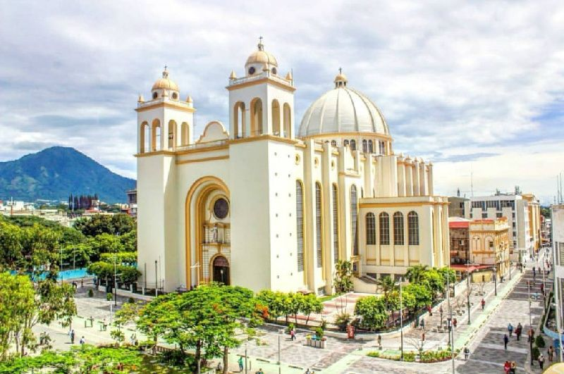 Half-Day San Salvador City Tour