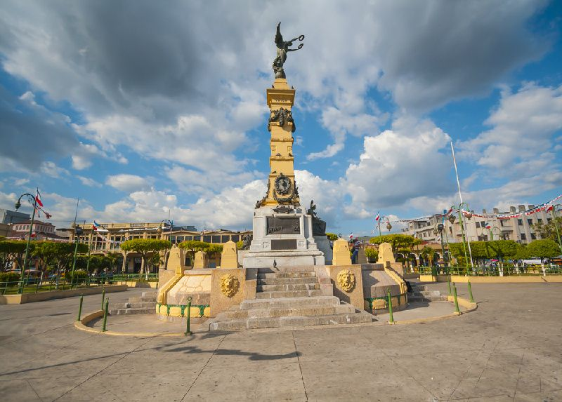 1-Day San Salvador City Tour