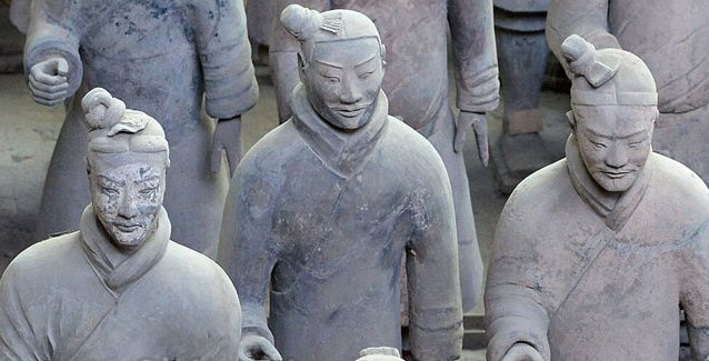 3-Day Xian Terracotta Warriors Tour from Beijing by Overnight Train