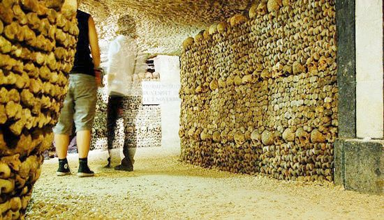 Paris Catacombs Skip the Line Ticket w/ Audio Guide
