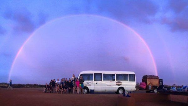 "1-Day Transfer ""Alice Springs to Ayers Rock (Uluru)"""