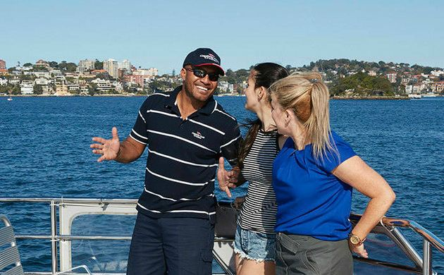 2-Hour Sydney Harbour Story Sightseeing Cruise