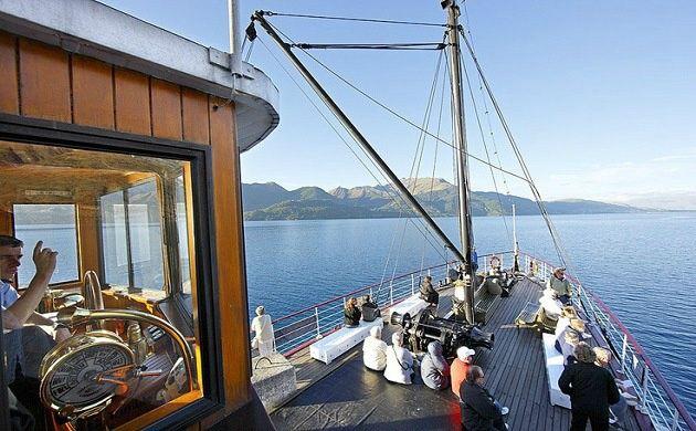 1.5-Hour Queenstown TSS Earnslaw Steamship Cruise