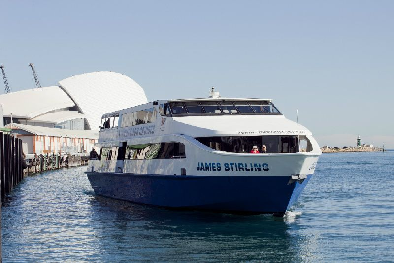 Fremantle Explorer from Perth with Round Trip Cruise