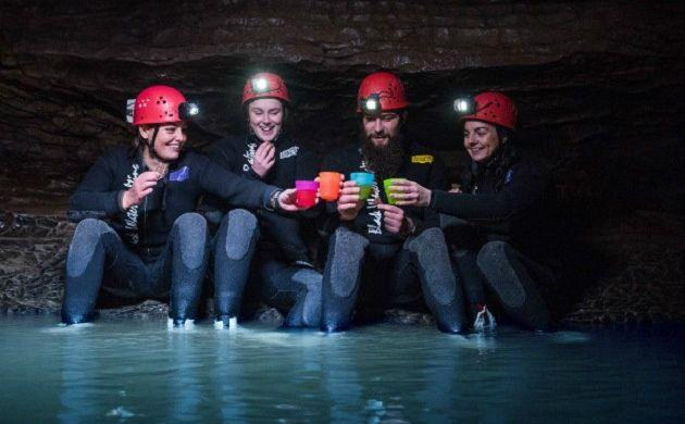 Waitomo Glowworm Caves Legendary Black Water Rafting