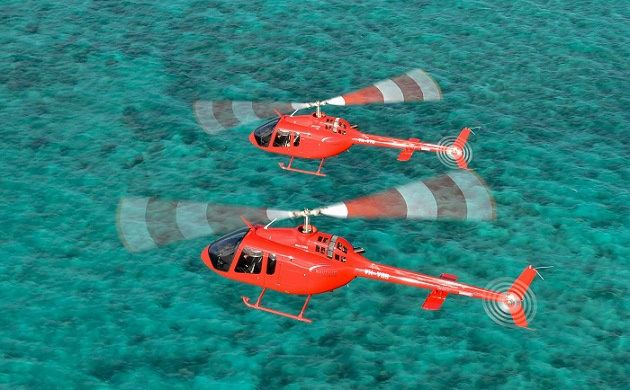 1-Day Helicopter and Cruise Tour to Great Barrier Reef and Norman Reef from Cairns