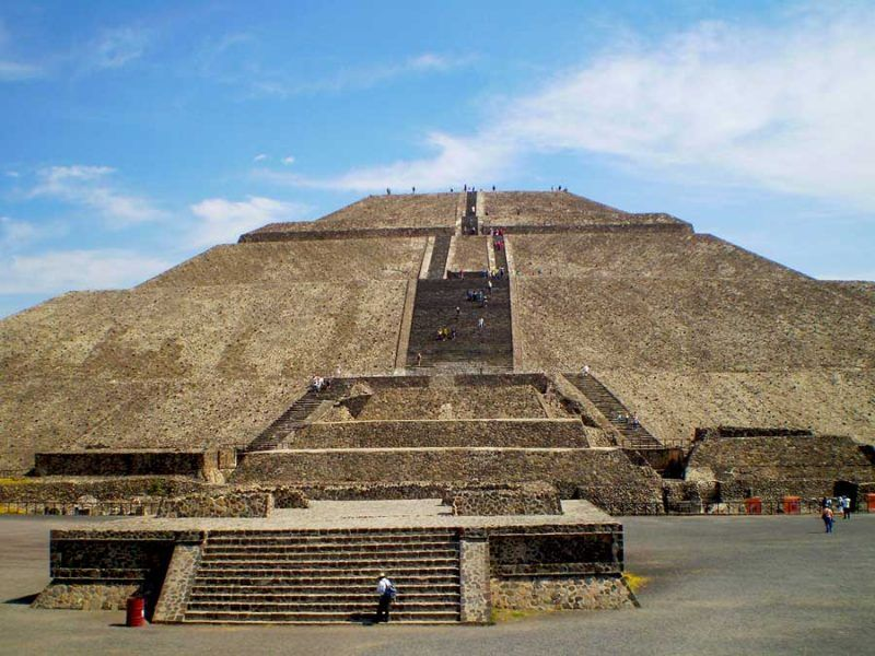 Teotihuacan, Shrine of Guadalupe & Tlatelolco Basic Tour