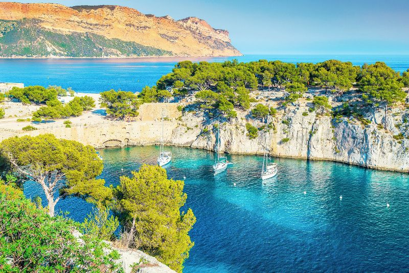 Marseille and Cassis Small Group Tour