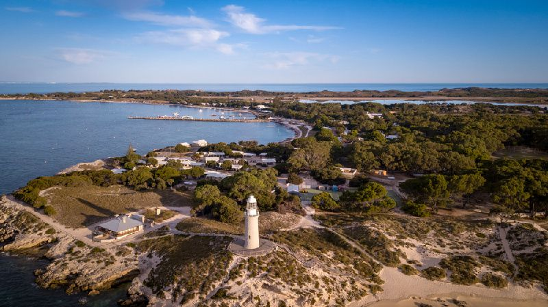 1-Day Rottnest Island Skydive Experience from Perth W/Hotel Transfer