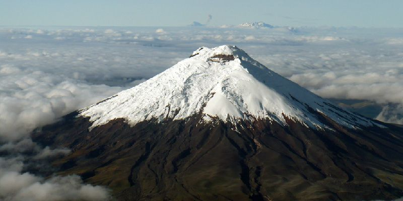 Cotopaxi Volcano National Reserve - Bike and Hike Tour