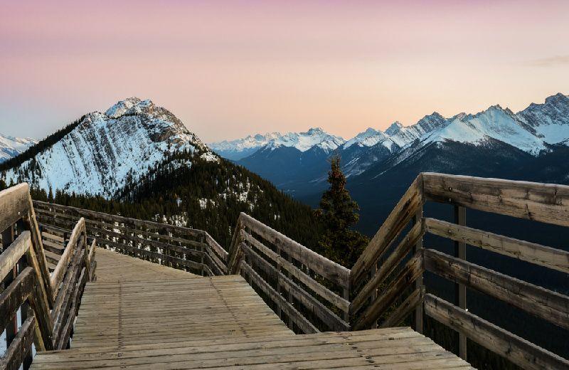 1-Day Rocky Mountains Tour: Sulphur Mountain and Banff