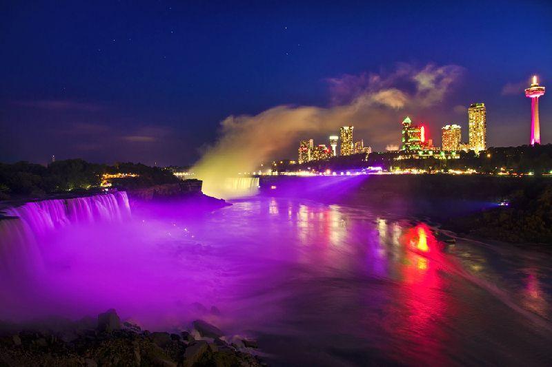 Night On Niagara