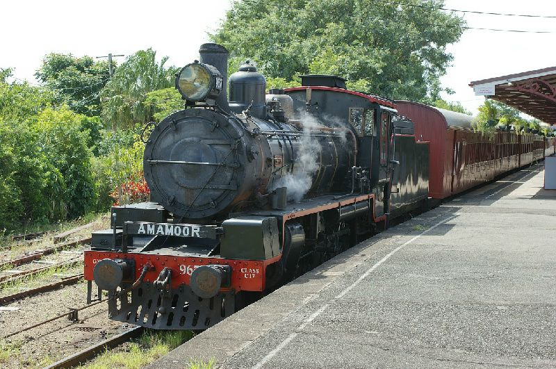 Half-Day Puffing Billy Steam Train Experience & Dandenong Forest Tour