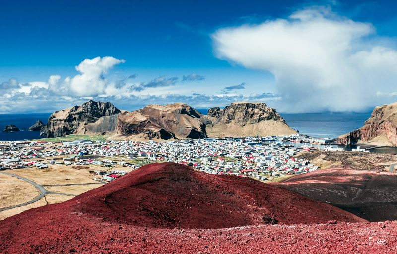 4-Day Volcanoes and Glaciers of Iceland Tour w/ Westman Islands