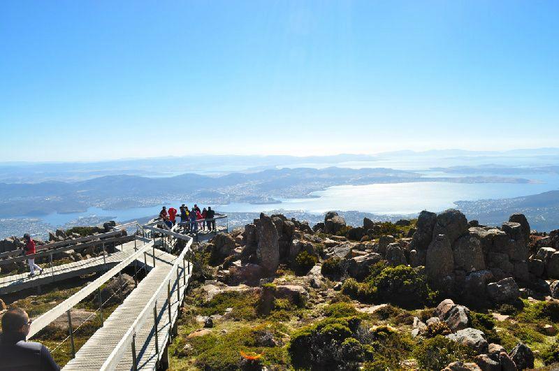 4-Day Tasmanian Beaches and Bay Tour