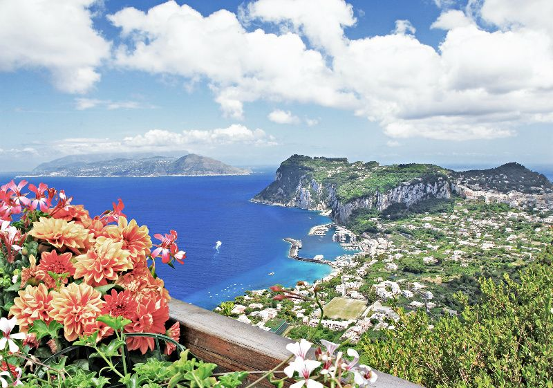 5-Day Southern Italy Vacation from Rome || Sorrento and Amalfi
