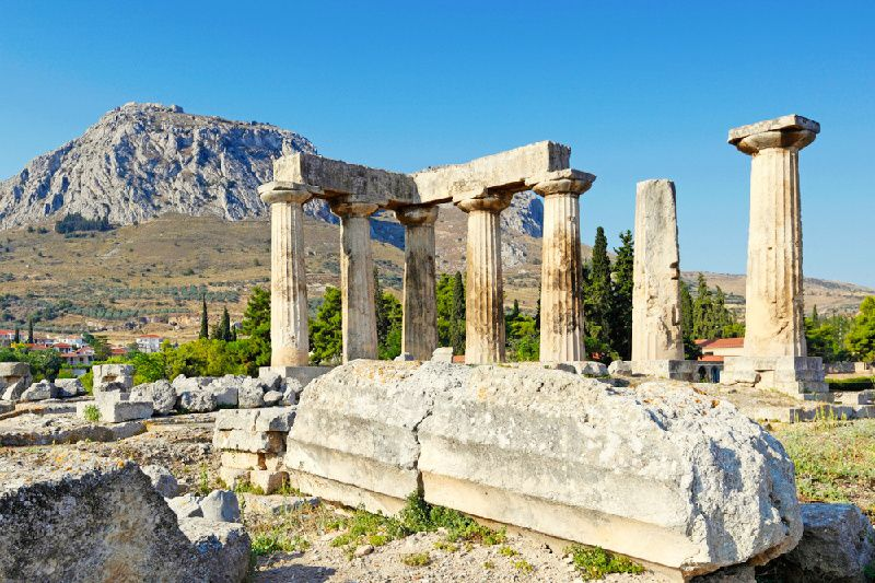 Ancient Corinth Half Day Trip from Athens w/ Daphni Monastery