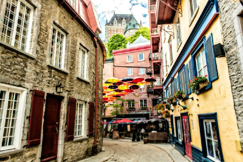 1-Day Quebec City Tour from Montreal