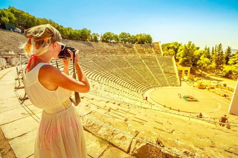 Ancient Theatre of Epidaurus and Mycenae Day Trip from Athens