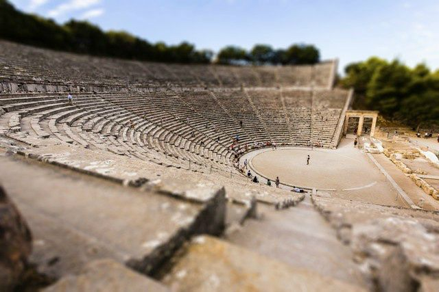 2-Day Epidaurus and Olympia Tour from Athens