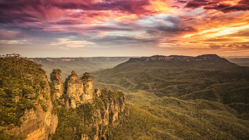Blue Mountains Premium Day Tour with Scenic World Rides