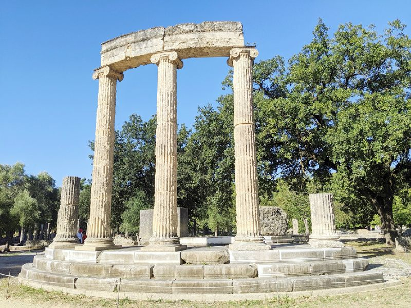 3-Day Classical Greece Land Tour from Athens