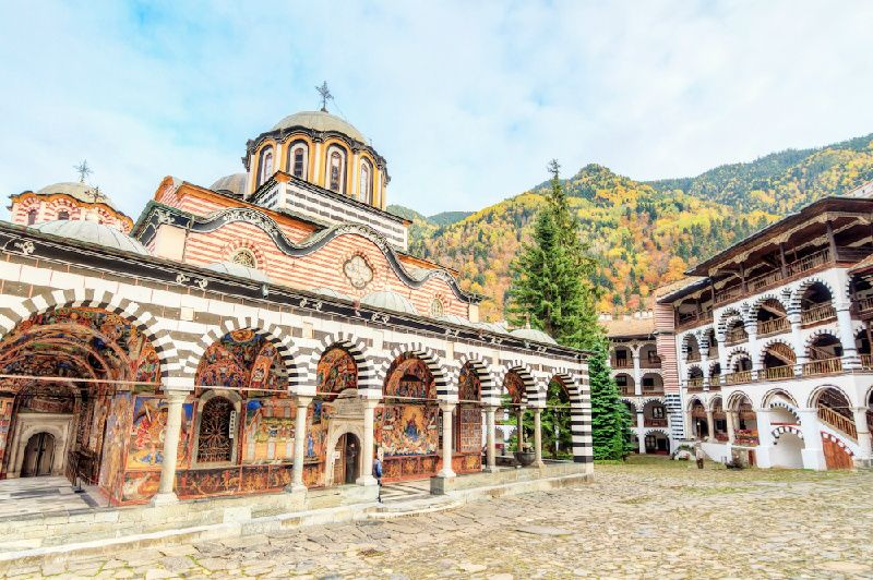 6-Day Greece and Bulgaria Tour Package: Athens to Sofia