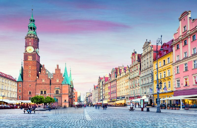 7-Day Czech Republic and Poland Tour from Prague