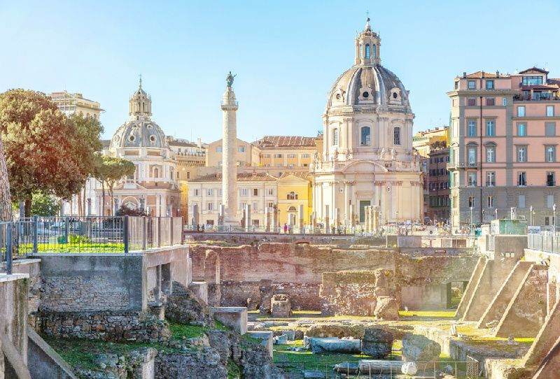 7-Day Greece and Italy Tour Package: Athens to Rome