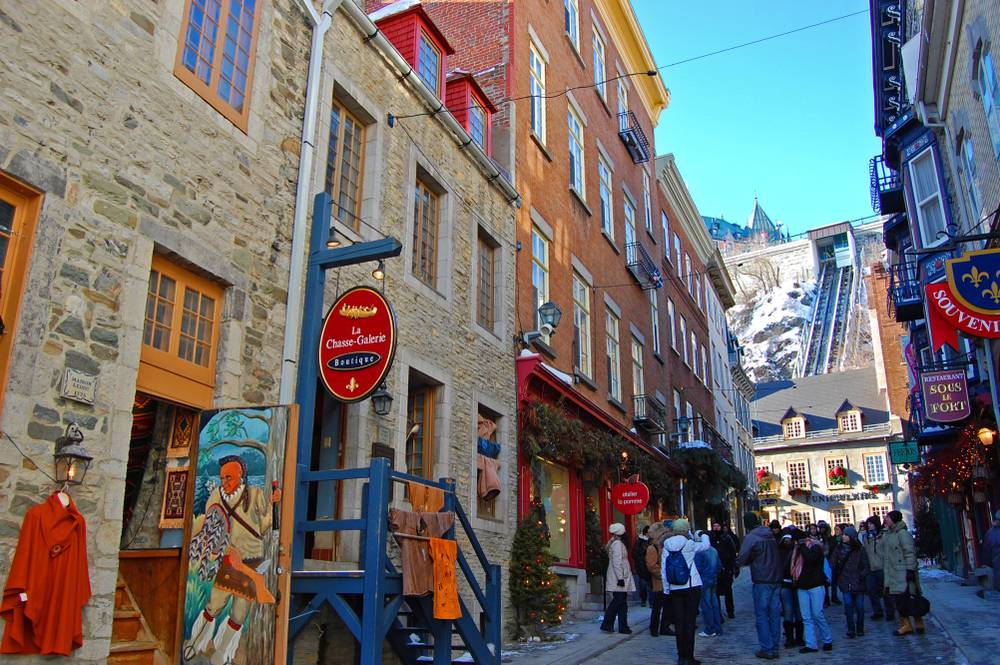 6-Day Canada East In-depth Tour from Toronto: Thousand Islands, Ottawa, Quebec, Niagara Falls, Montreal