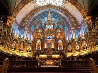 蒙特利尔圣母院