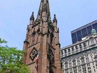 纽约圣三一教堂