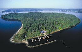 4-Hour Evergreen Excursion of Blake Island