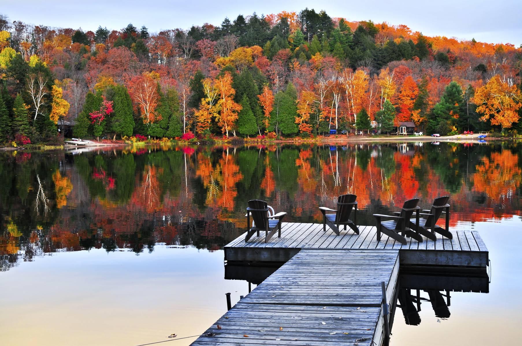 8-Day Canada East In-depth Fall Foliage Tour: Algonquin Provincial Park, Canyon Sainte, Thousand Islands