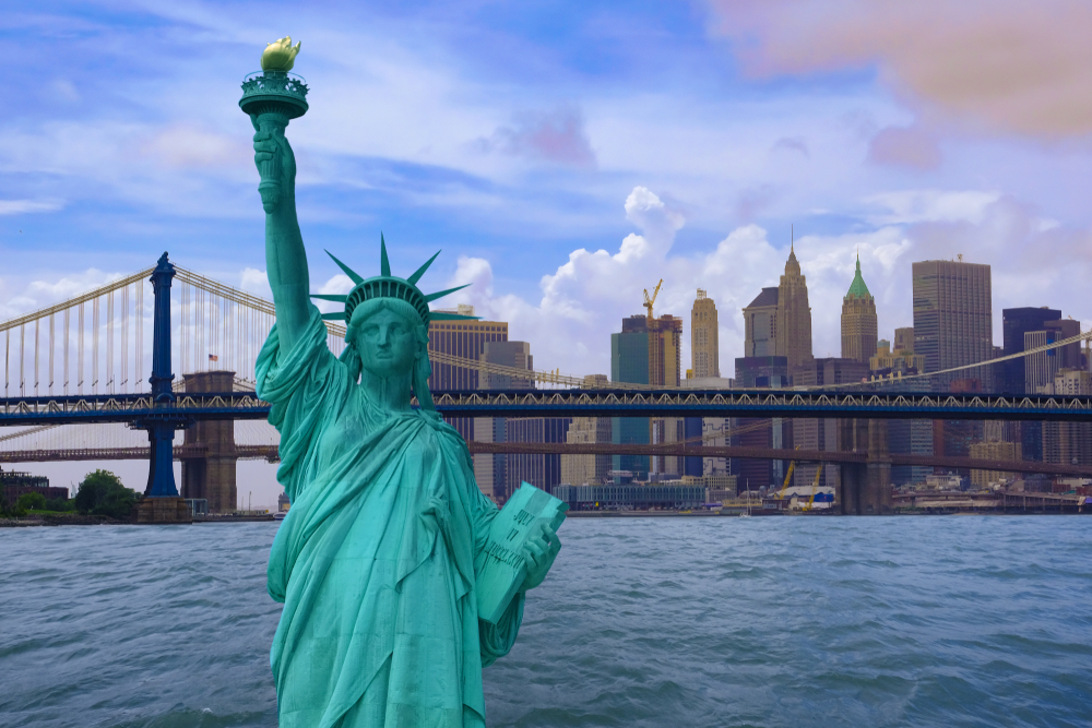 2-Day New York City Tour from Boston