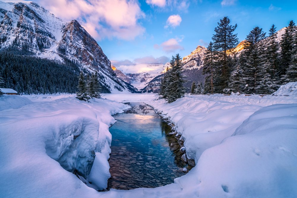 7-Day Canadian Rockies Winter Tour from Vancouver