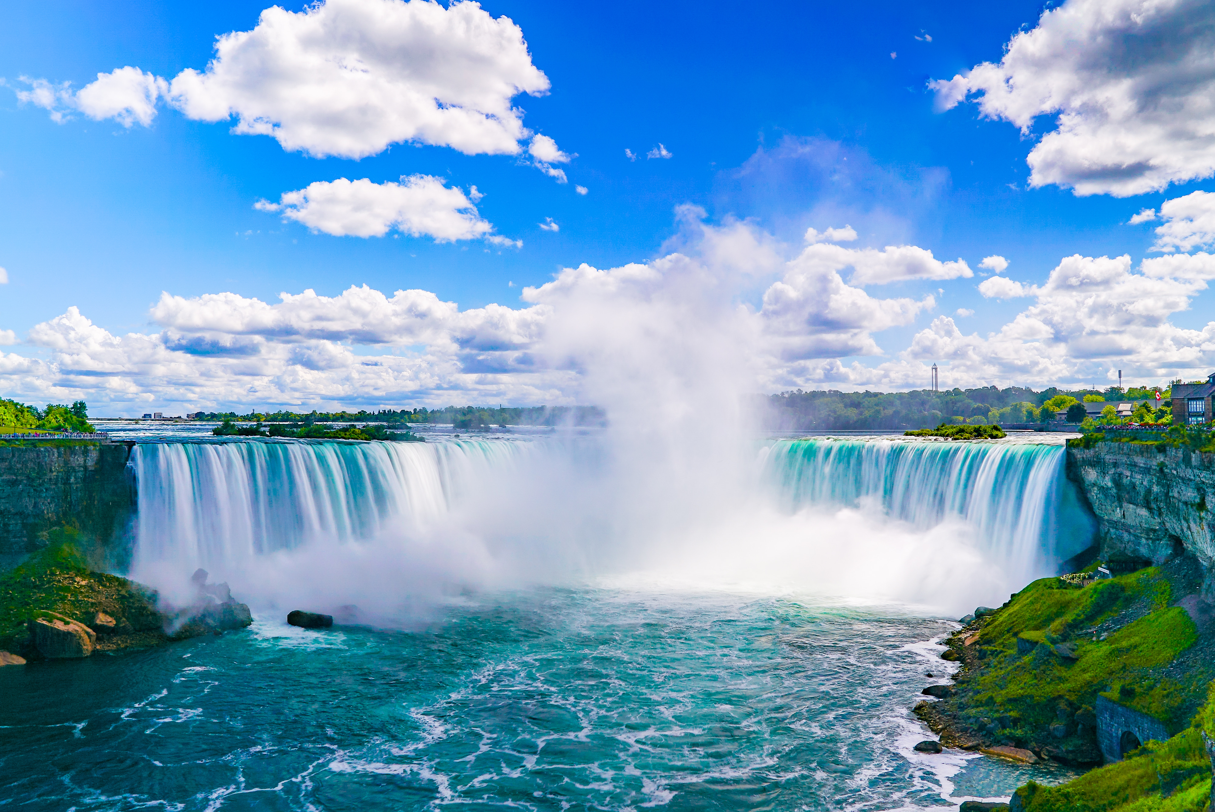 3-Day Washington D.C., Niagara Falls Tour from New York