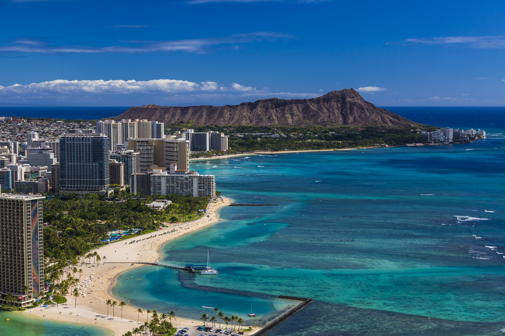 5-day Honolulu City & Mini-Circle Island, Pearl Harbor, Polynesian Cultural Center Tour Package from Honolulu