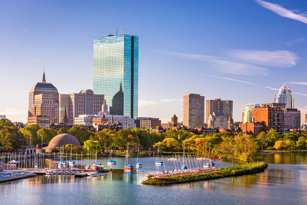 5-Day East Coast Discovery Tour from Boston