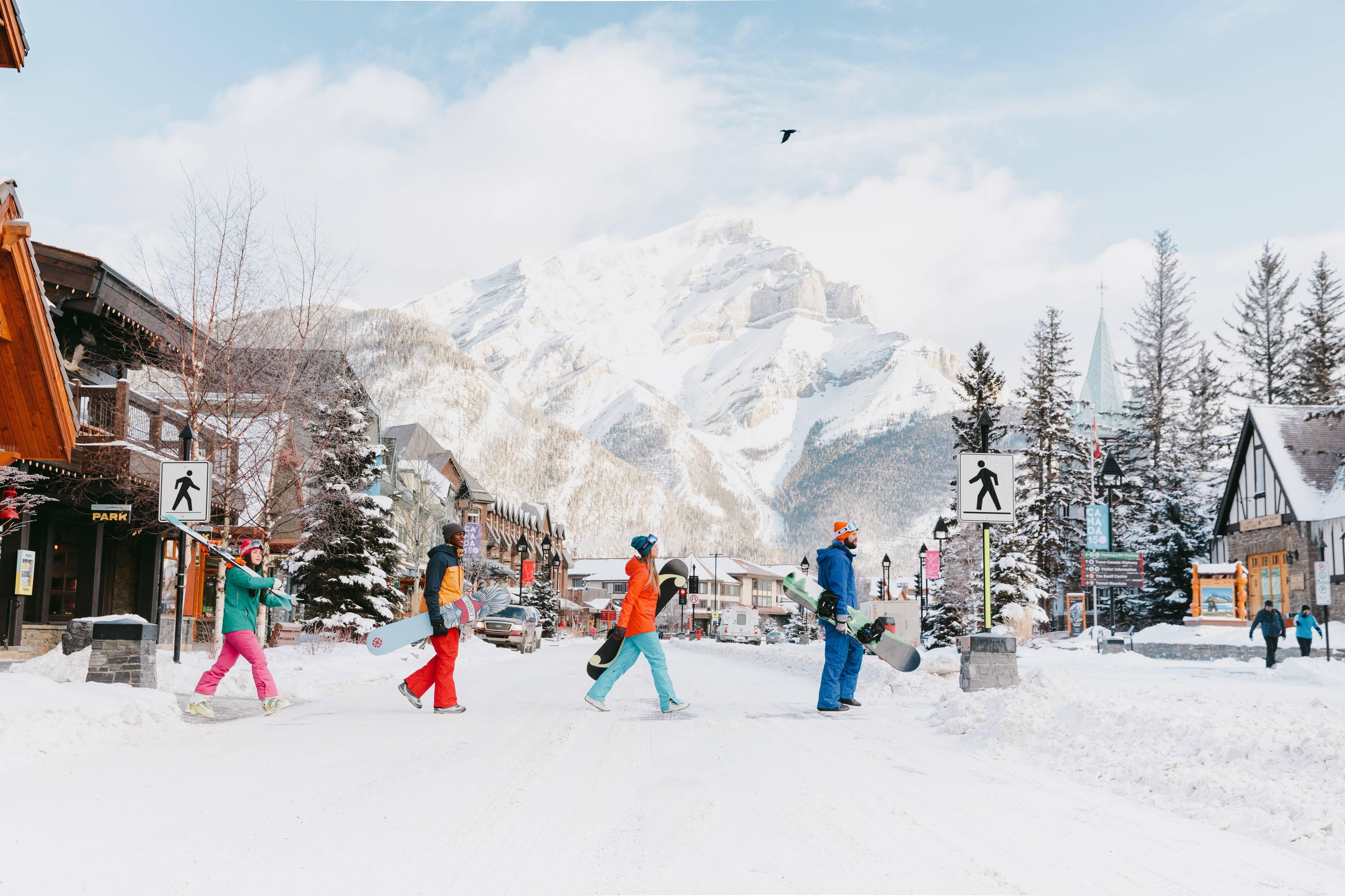 4-Day Canadian Rockies Winter Wonderland Tour